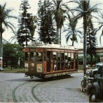 Os bondes em São Carlos