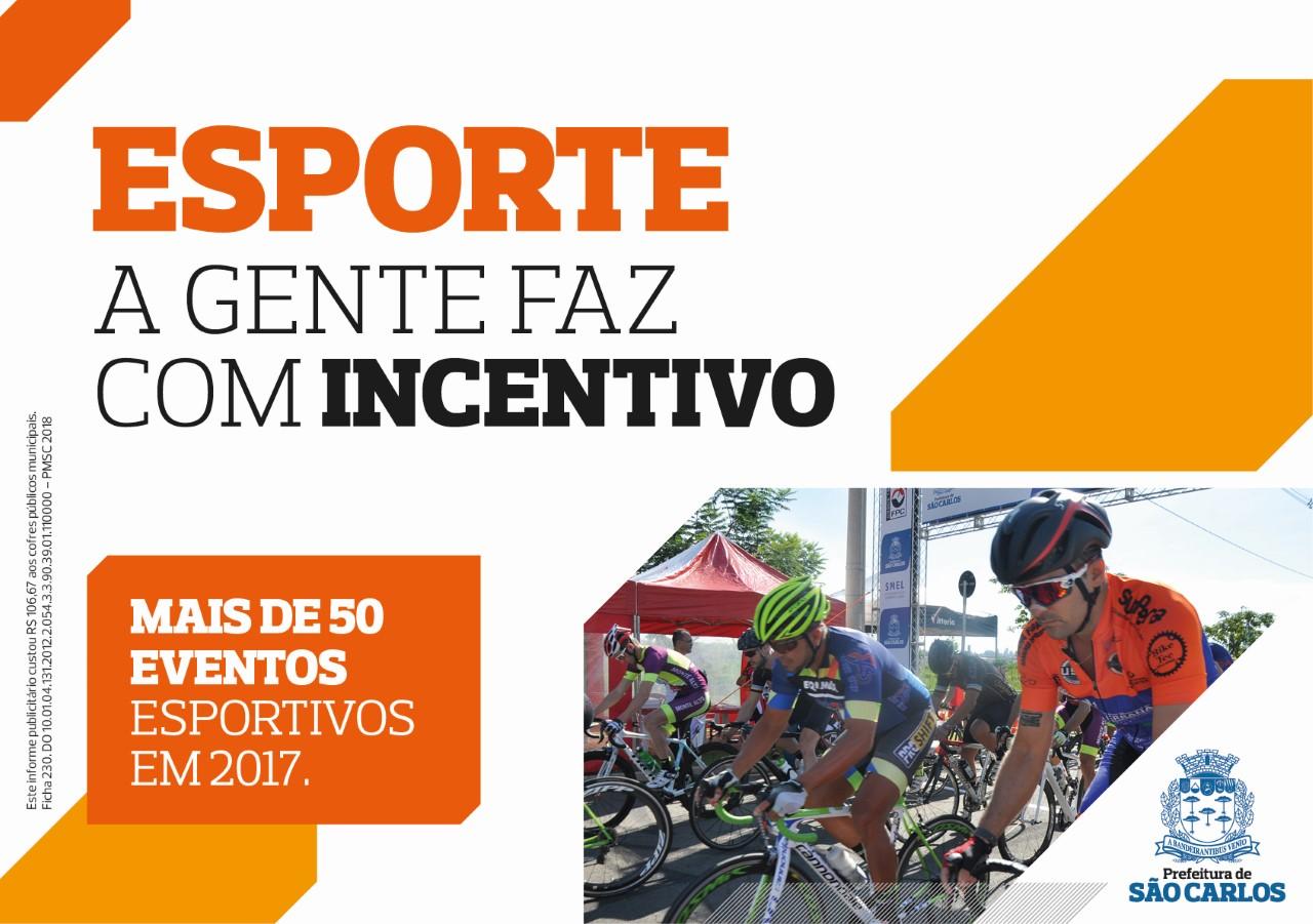 9021c7f23 ESPORTE A GENTE FAZ COM INCENTIVO E PARTICIPAÇÃO - Carlinhos Lima News