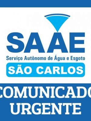 COMUNICADO SAAE