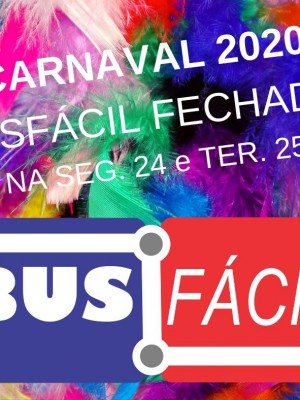 carnaval busfácil