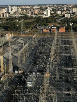 Subestação de Furnas.