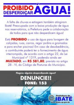 PREFEITURA MUNICIPAL DE IBATÉ-SP