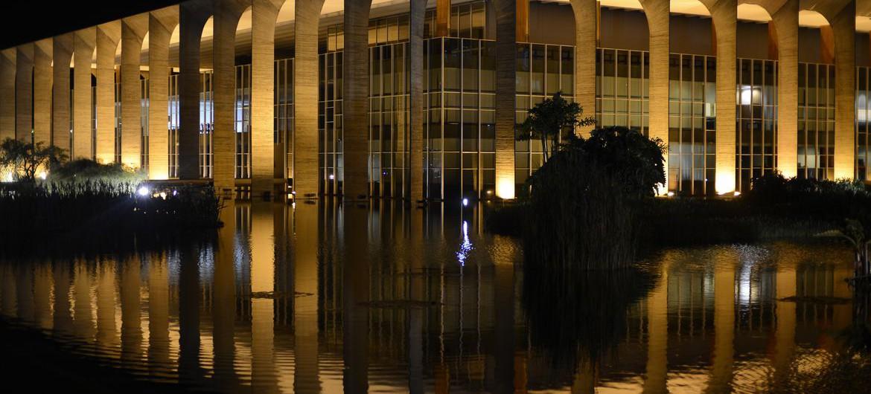 Brasília 60 Anos - Palácio Itamaraty